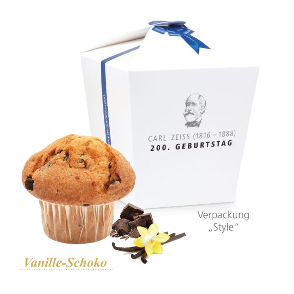 Muffin Maxi in Promotion-Verpackung Style