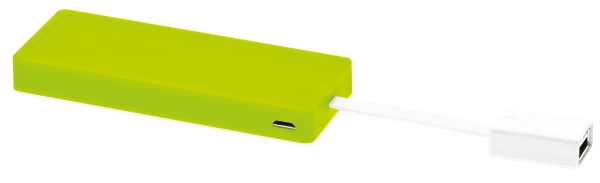 Powerbank green