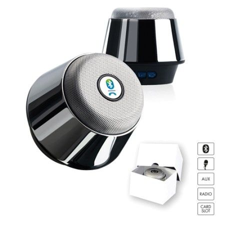 Chrome Bluetooth-Speaker