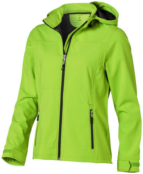 Damen Langley Softshell Jacke