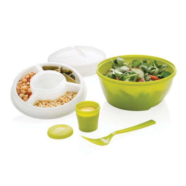 Salat-To-Go Lunchbox